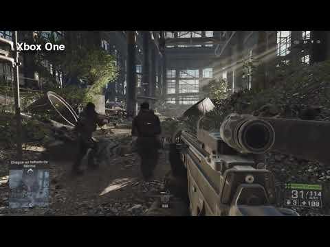 Battlefield 4: PS4 vs. PS3 vs. Xbox One - Diferença de Gráficos.