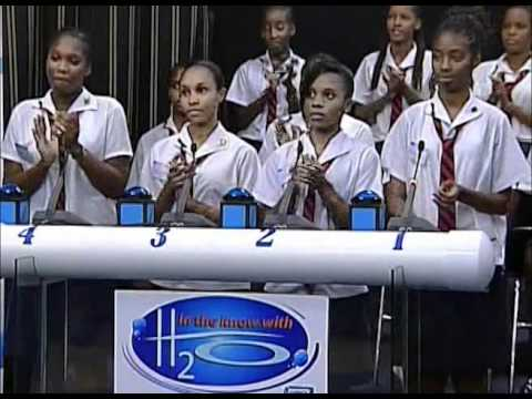 Bishop Anstey High School vs South East Port of Spain Secondary pt.1
