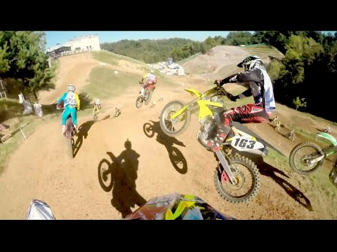 Chaotic Motocross Race POV - Red Bull MX Superchampions 2014