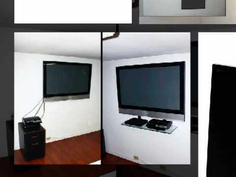 Tv Wall Mount Shelf Youtube