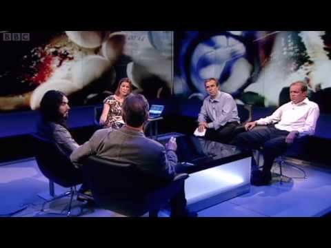 Russell Brand / Peter Hitchens drugs debate (BBC Newsnight, 2012.08.10.Fri)