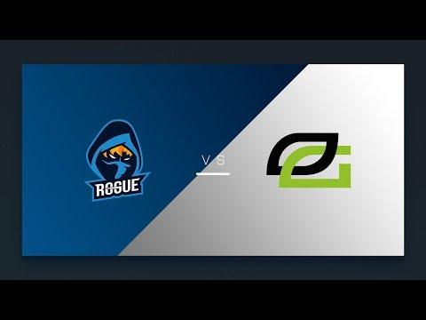 CS:GO - Rogue vs. OpTic [Mirage] Map 2 - NA Day 2 - ESL Pro League Season 6