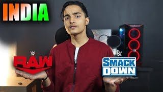 WWE Raw & Smackdown Shows in INDIA🇮🇳? BIG WWE Future Plans for India Events | Wrestle Chatter