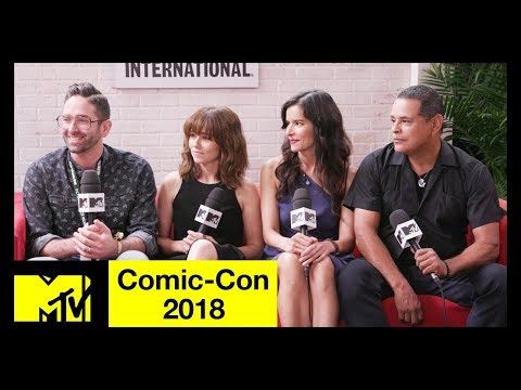 'The Curse Of La Llorona' Cast On The Terrying Folklore & Audience Reactions | Comic-Con 2018
