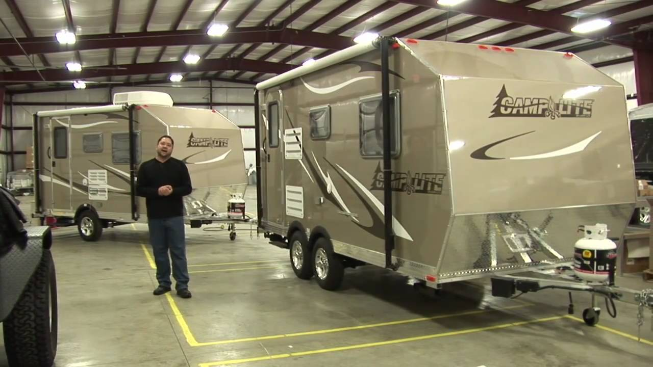 2011 Camplite All Aluminum Travel Trailer By Livinlite