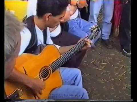Jimmy Rosenberg - Django's 'Improvisation' (Samois '97)