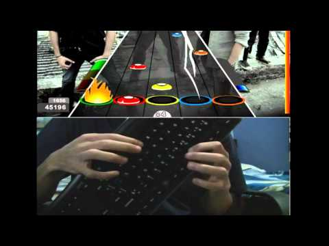 Guitar Flash: Guitar Flash - Andragonia - 100% FC - T&P Expert *With Hands*