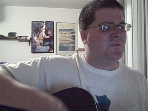 Sweet Talkin Woman - ELO - acoustic guitar cover