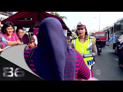 86 - Razia Pengendara Motor yang Melewati Jalur Busway  - Bripda Esty Aprilliana thumbnail