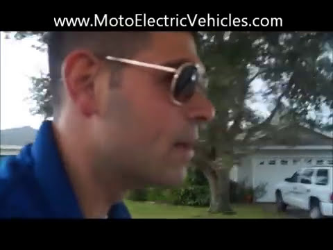 Street Legal Golf Cart Manufacturers | citEcar Ride Along with Moto Electric Vehicles