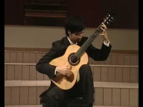 Roland Dyens: Tango en skai - Kenny Chan, guitar