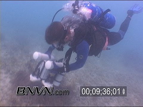 6/20/2007 Coral Reef Monitoring and Research Video