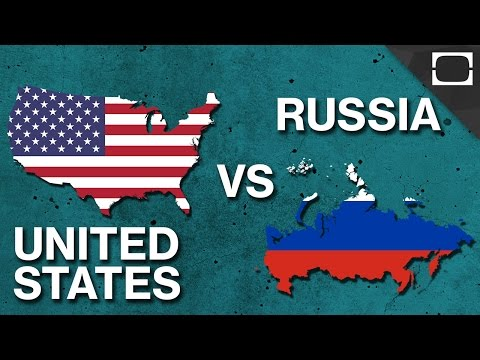 Why Does Russia Hate The United States?