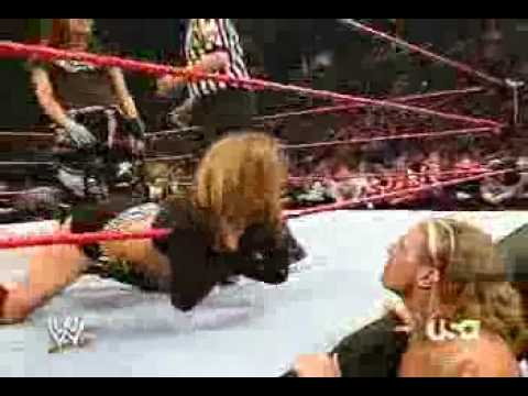 John Cena And Maria Vs Lita And Edge video