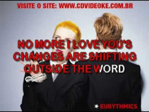 Annie Lennox & Eurythmics   No More I Love You's