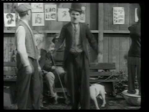 Charlie Chaplin The Champion Part 1 video