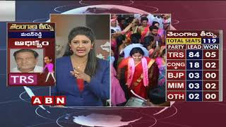 Special Discussion on Telangana Election Results 2018 - TRS Vs Prajakutami - Part 1  - netivaarthalu.com