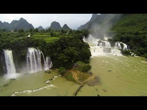 Xiro Xplorer G Drone Footage - Vietnam, Cambodia and Thailand