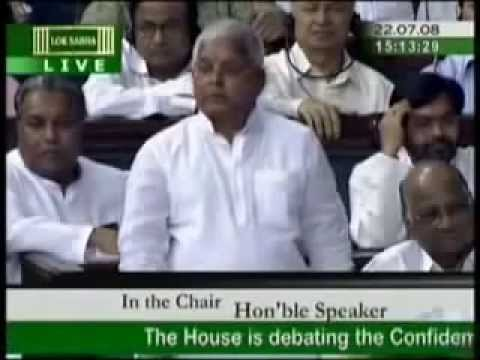 Lalu Yadav Funny Speech in Lok Sabha | Lalu - the comedian | Best of lalu yadav | Funny Laaloo