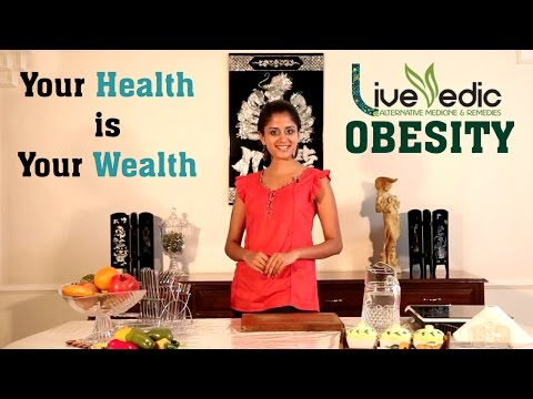 Obesity: Reduce Fat with Natural Ayurvedic Home Remedies  - Live vedic