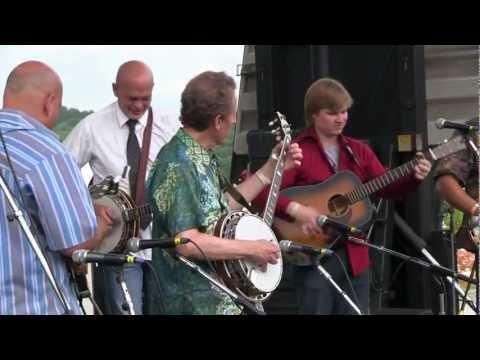 Tribute to Earl Scruggs, Doc Watson, Doug Dillard,&Everett Lilly - Grey Fox 2012
