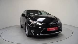 Used 2013 Toyota Auris | Toyota Used Cars NI | Shelbourne Motors | EXZ6230
