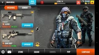 #AndroidGamesApps@Dinos: Frontline Commando 2 Gameplay (North Wind, Taking down tank)