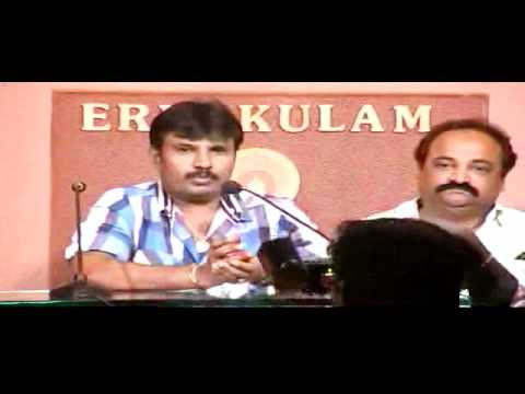 Samrajyam 2 ( Son Of Alexander ) Press Meet video