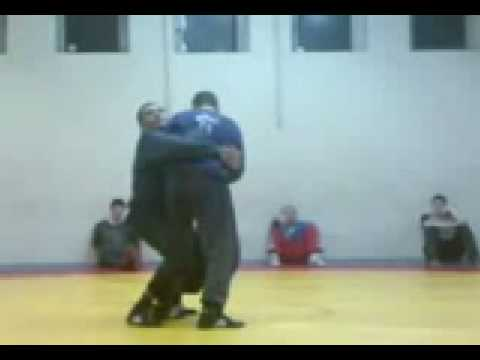 Freestyle Wrestling training Image 1