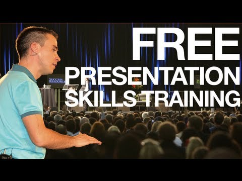 Presentation Skills - Learn from the Best
