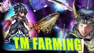 THE BEST TRUST MASTERY FARMING MACRO | Final Fantasy Brave Exvius  |  FFBE TM FARMING MEMU EMULATOR