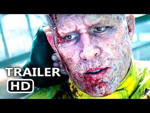 DEADPOOL 2 Official Final Trailer (2018) Superhero Movie HD