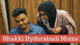 When You Have A Shakki Hyderabadi Mom || Mahreen Syed
