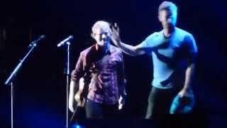 Download Lagu Ed Sheeran & Chris Martin - Thinking Out Loud & Yellow (Live in Foxboro) Gratis STAFABAND