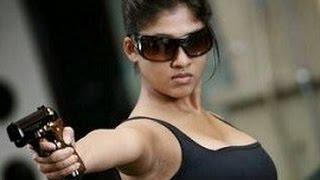 Nayanthara as IPS Officer in