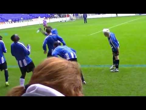 Celebrity Soccer Six, Bolton - 18th May 2013 (Video Part 1)