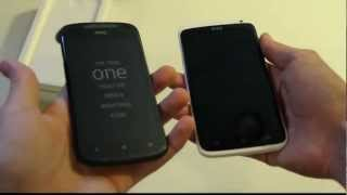 HTC One S Unboxing & First Hands-On Look
