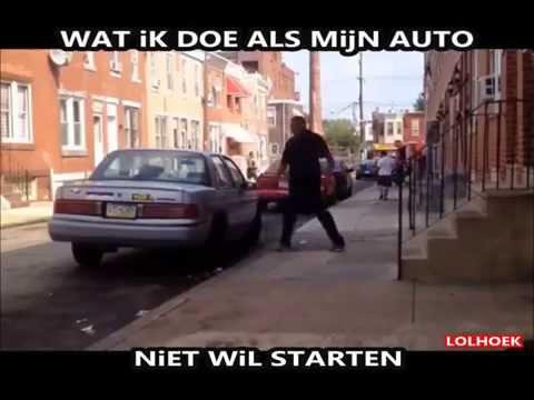 Wat te doen als de auto niet wil starten
