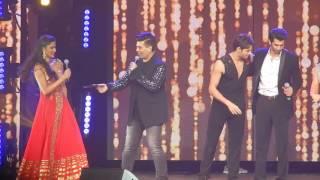 HD Front VIEW! - Dream Team Concert - Katrina Ka Swayamvar - August 2016