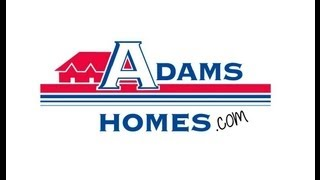 Adams Homes | Crestview, Florida | www.AdamsHomes.com