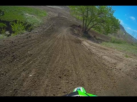 HELMET CAM: Derek Anderson - Thunder Valley Press Day (MXPTV)