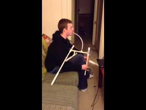 McGyver d: Playing Star Wars on the Duct tape and PVC bagpipes