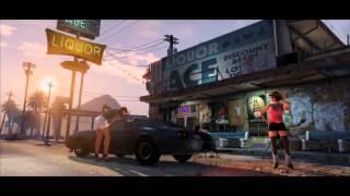 GTA V trailer K-Jah West style