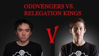 The General vs. The King: Oddvengers vs. Relegation Kings