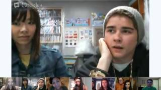Hangout with Degrassi's Dylan Everett