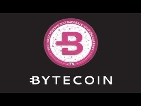 ✅ Криптовалюта Bytecoin (BCN) Обзор. Стоит ли инвестировать в БайтКоин?