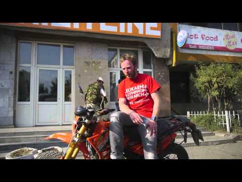 Mongol Rally Tale of Adventure Bike River Crossingwww savevid com