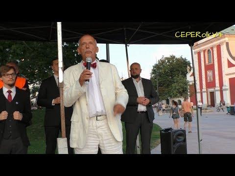 Janusz Korwin-Mikke W Lublinie 17.08.2018