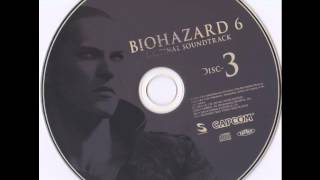 resident evil 6 complete ost jake (disc-3 part 1)