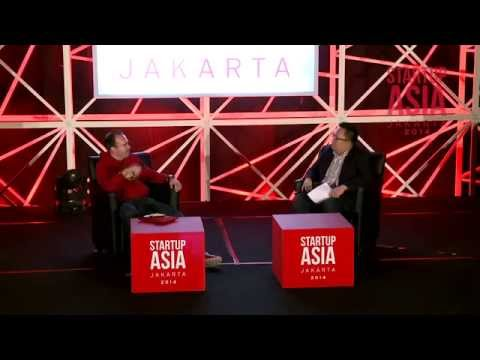 [Startup Asia Jakarta 2014] Fireside Chat: Rovio - Full of Anger but High in the Sky in Indonesia